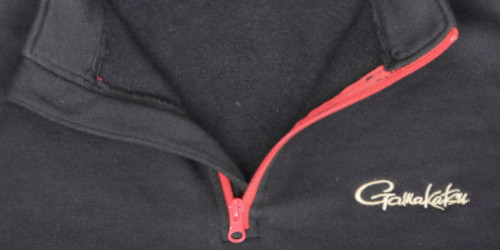 Gamakatsu-Thermal-Inner-Suit-Thermo-Unterw-sche-Reissverschluss