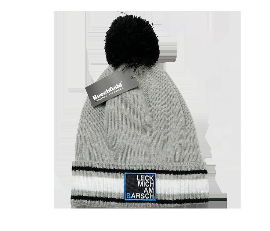 Westin Snowroller Beanie Mütze Wintermütze Wollmütze Bommelmütze Strickmütze