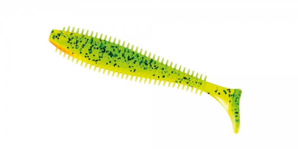 Fox Rage Spikey Shad 6cm Mixed Colours Lemon Tiger