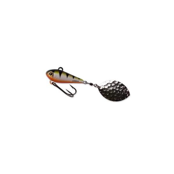 Spinmad Crazy Bug Jig Spinner Tail-Spinner für Barsch Hecht Forelle Köder