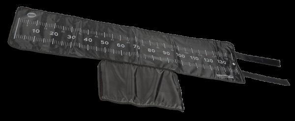 Spro Rolable Predator Mat 140 Abhakmatte Maßband Metermaß Lineal faltbar rollen Knieschutz leicht FreeStyle