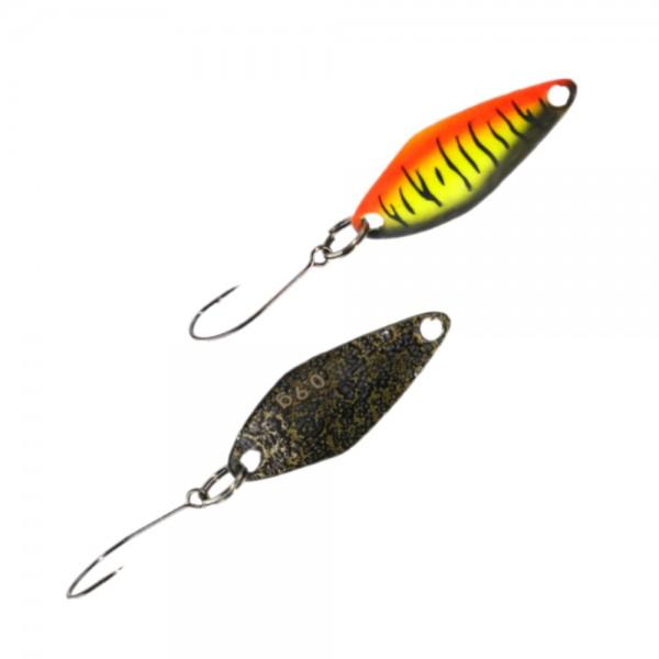 Zielfisch Trout Bait WASP Spoon 0,9g | Forellenblinker