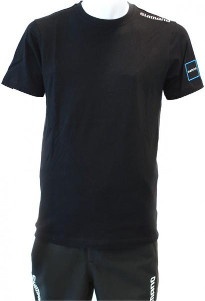 Shimano T-Shirt 2018 Black Front