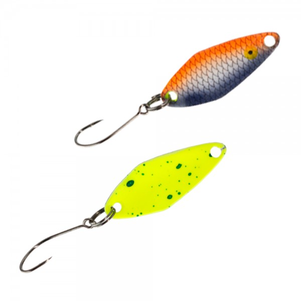 Zielfisch Trout Bait Wasp 1,2g - 93 - Spoon Forellenblinker Forellenköder