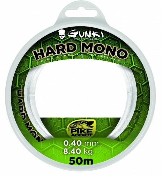 Gunki Hard Mono Pike Addict (50m)