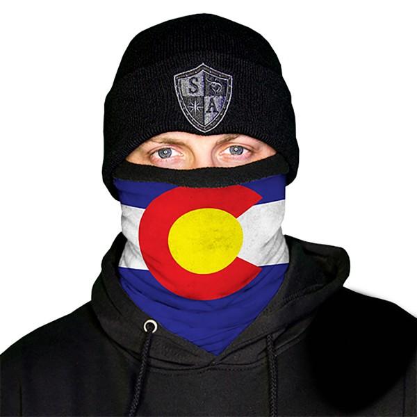 Colorado Fleece Lined SA Face Shield