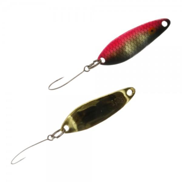 Zielfisch Trout Bait GROSI 2 Spoon 1,2g | Forellenblinker