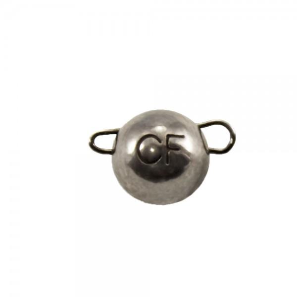 Crazy Fish Tungsten Flex Head (Silver)