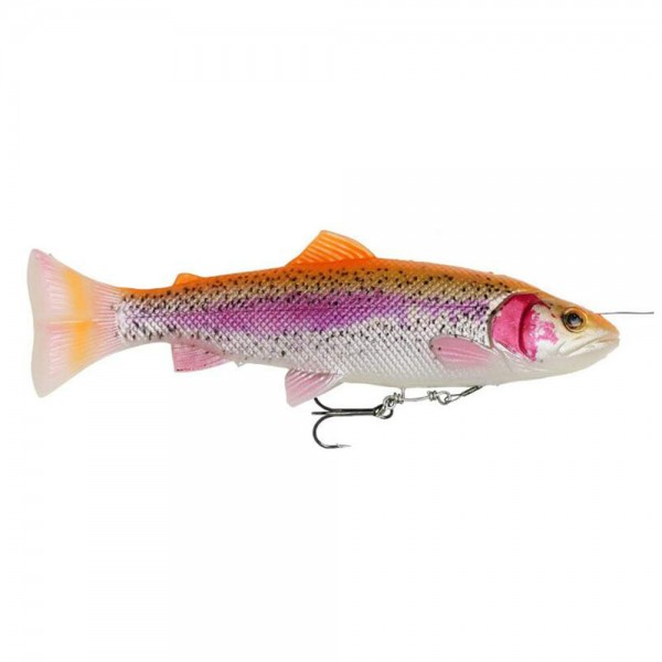 Savage Gear 4D Line Thru Pulse Tail Trout SS 20 cm | 102 g