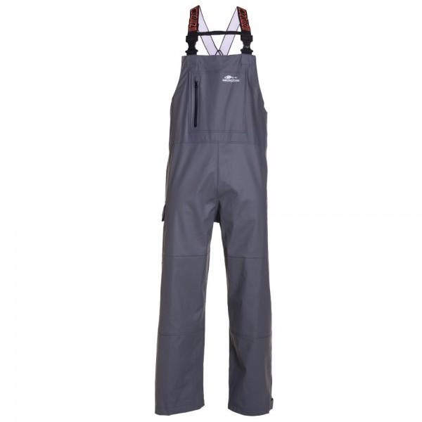 Grundens Tourney Bib Pant | Iron Grey