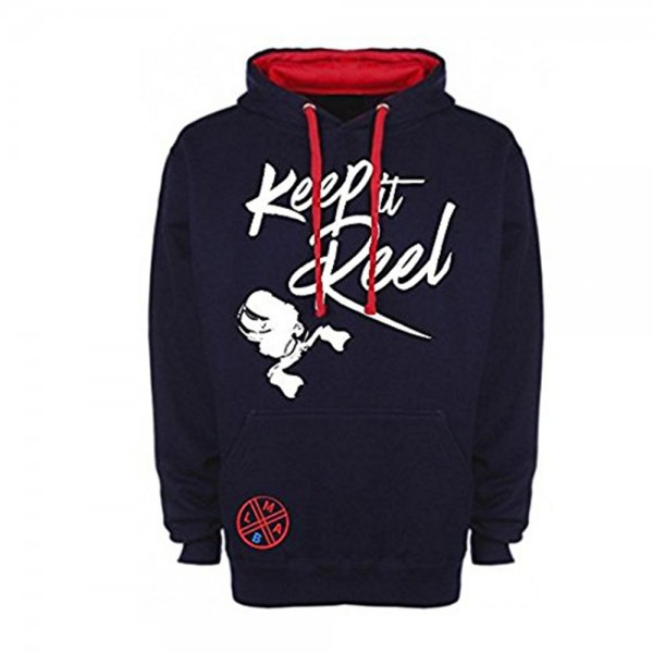 keep it reel Hoodie