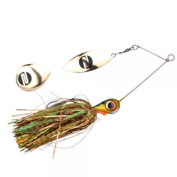SPRO Iris Ambush Spinnerbait Perch 18cm 39gr 5/0 Haken