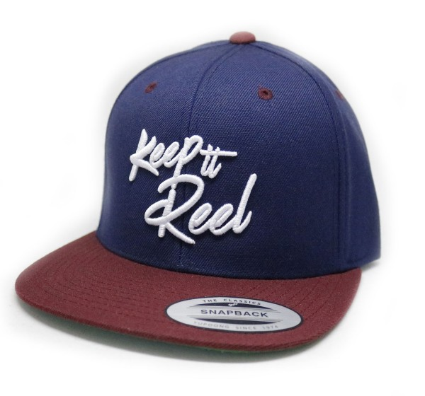 Keep it reel Snapback