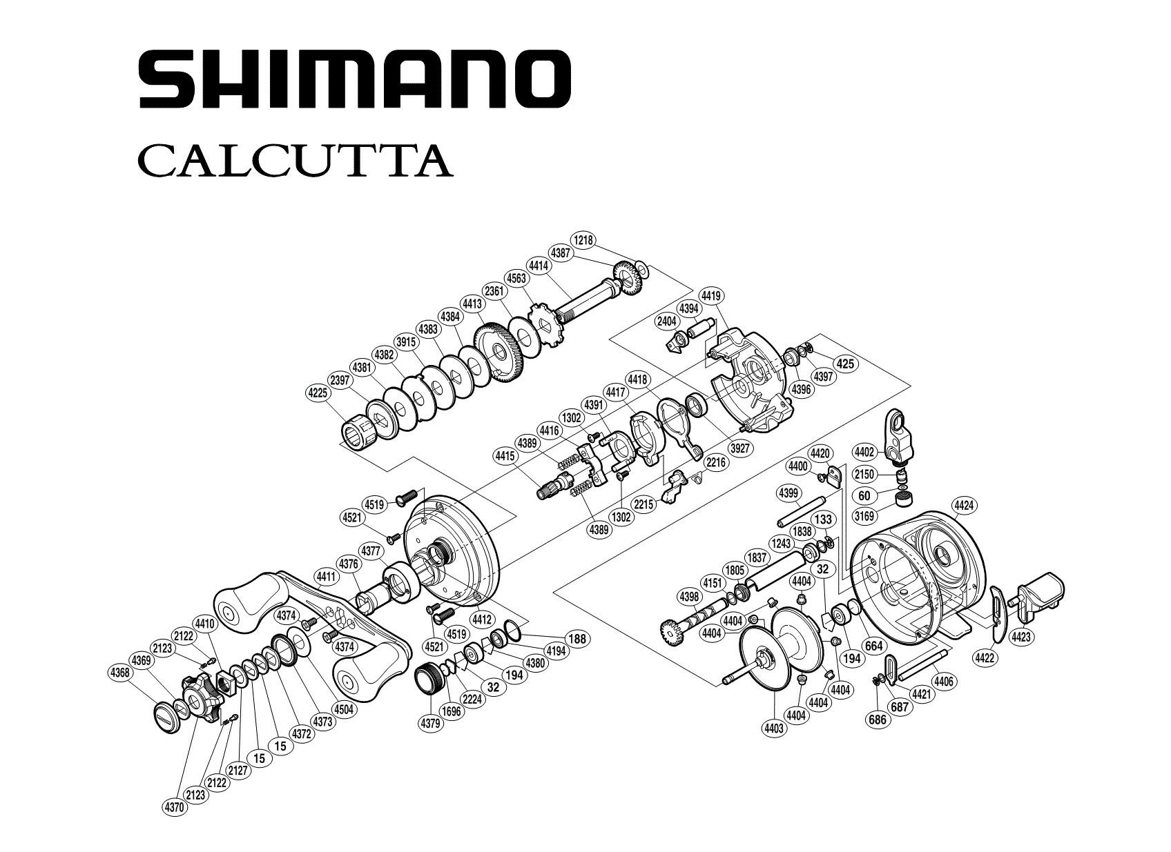 Shimano-Calcutta-201-D-LH-Multirolle