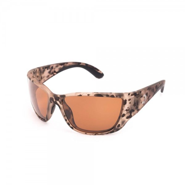 Ozolot JAWS Polarisationsbrille / Outdoorbrille   Black Ink - Copper Lens