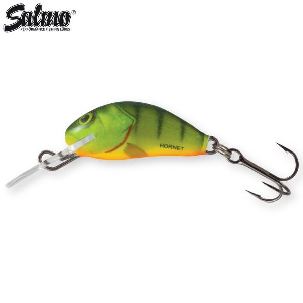 Salmo H3F Wobbler 3,5 cm 2,2 g floating Forellenwobbler Dekor Hot Perch