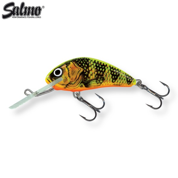 Salmo Hornet 5,0cm floating (H5F) | Wobbler
