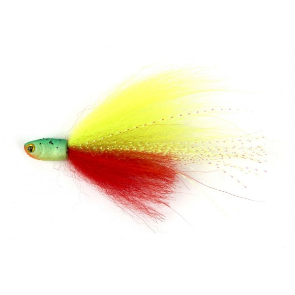 Fox Rage Fish Snax Drop-Shot Fly 8cm | Streamer
