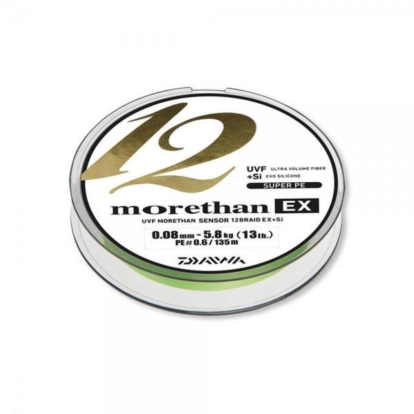 Daiwa Morethan 12 Braid EX + Si