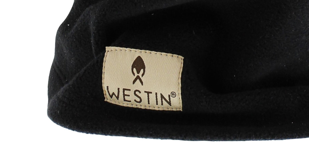 Westin-Warm-Gaiter-Black-Melange-Logo