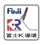 Fuji-Tanglefree-Ringe