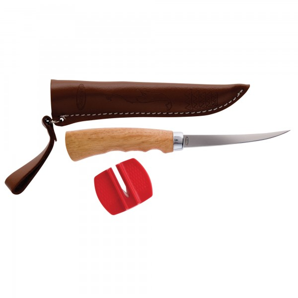 Berkley Wooden Handle Fillet Knife 10 cm