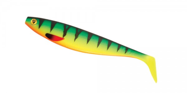 Fox Rage Pro Shad Natural Classics 2 10 cm Fire Tiger NSL 1321