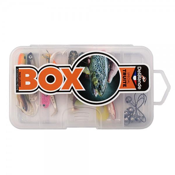 Delalande Special Forellen Box