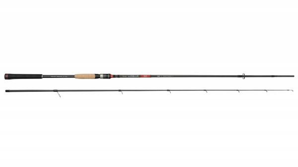 Spro Gamakatsu Akilas70ML Mini Crank & Softbait 210cm 2,10m Rute Wurfgewicht 3-15g spinning Spinnrute