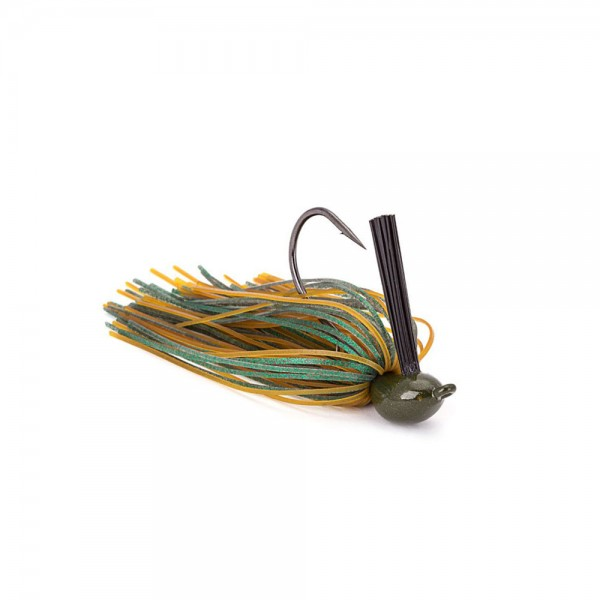 Reins G. I. Jig 3/8oz (10,5g) Skirted Jighead