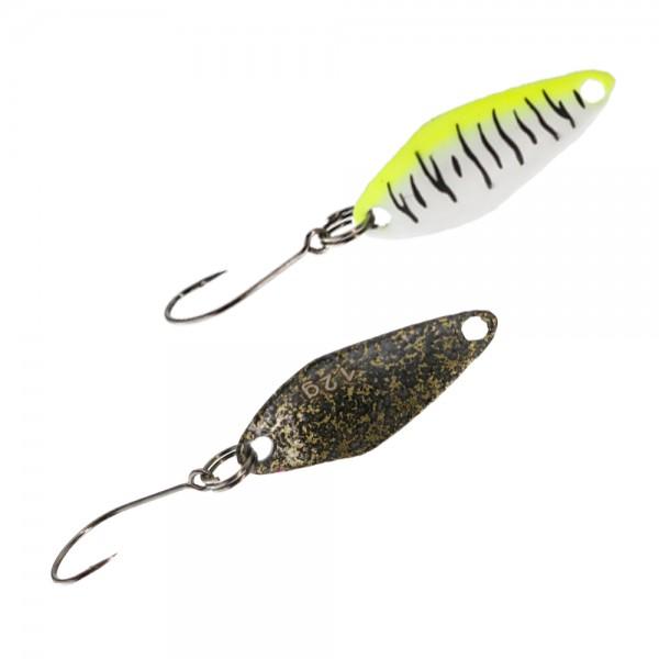 Zielfisch Trout Bait WASP Spoon 1,2g | Forellenblinker