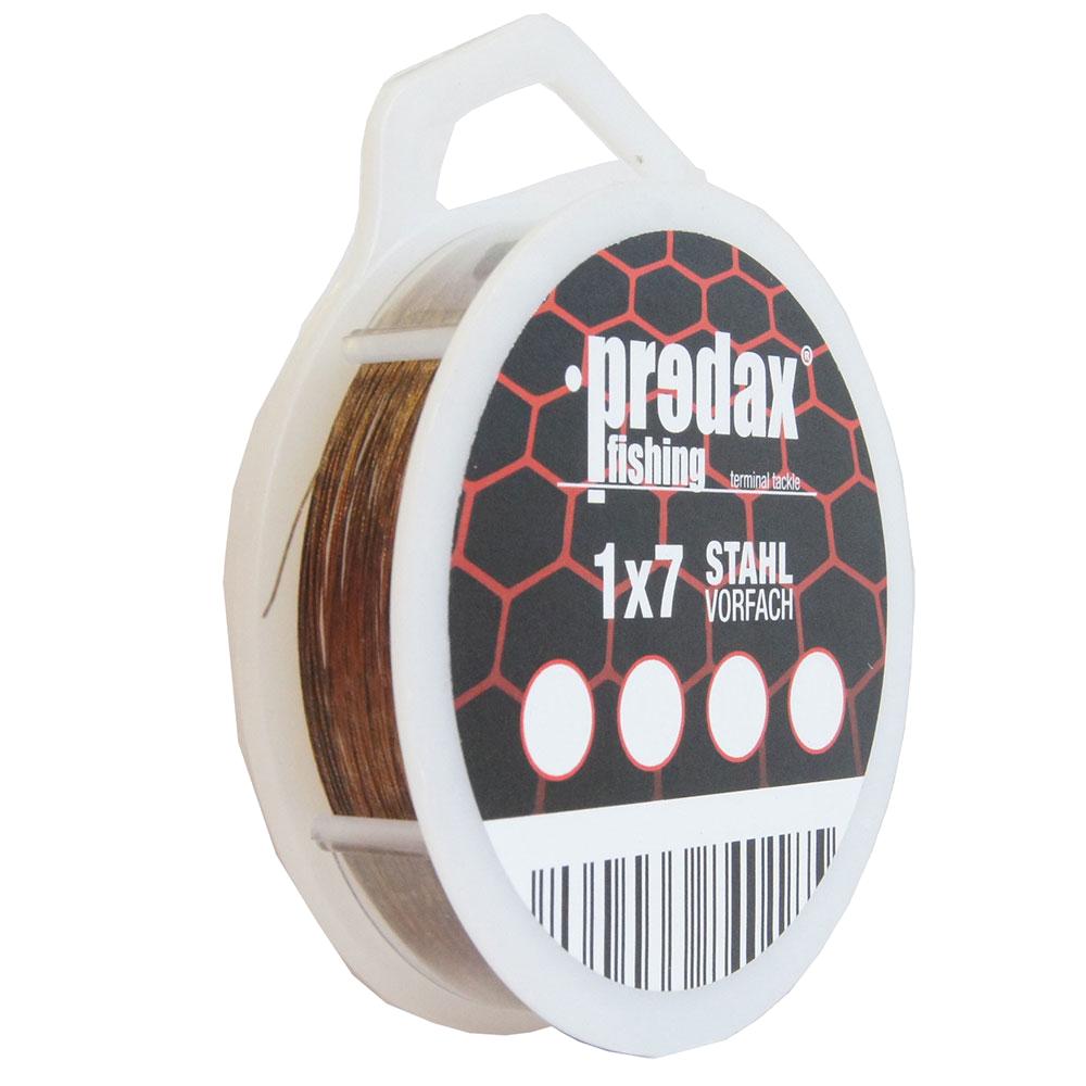 Predax-1x7-Stahlvorfach-Hecht-Zander-Barsch-Vorfach