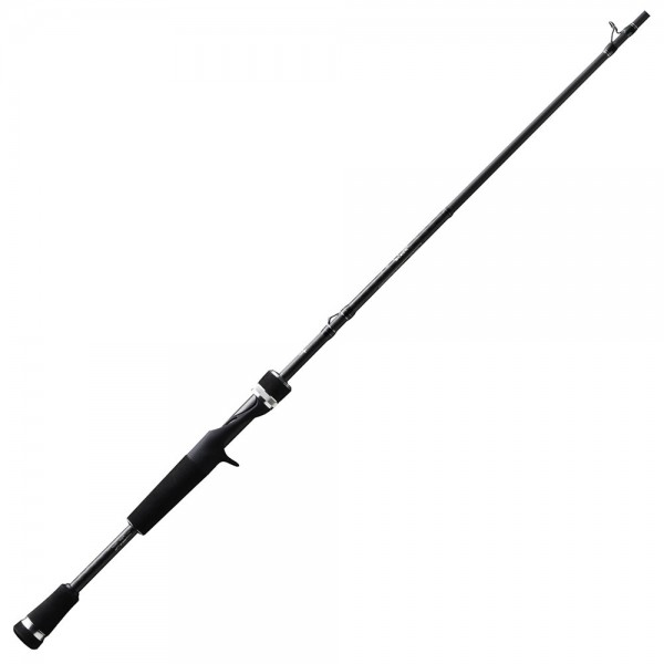 13 Fishing Fate Black Casting