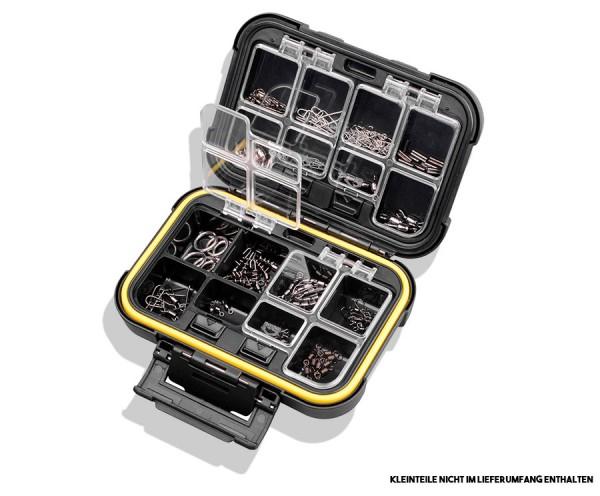 Spro Mobile Part Stocker M Zubehör Zubehörbox Komponenten Vorfach Aufbewahrung Sichtfenster Clip Tackle Box Tacklebox