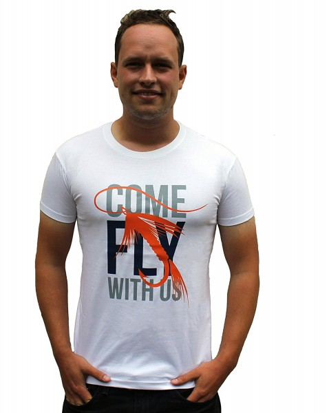 #LMAB T-Shirt - Come fly with us