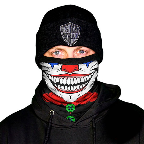 SA Fishing Thermal Fleece Face Shields (Frost Tech)