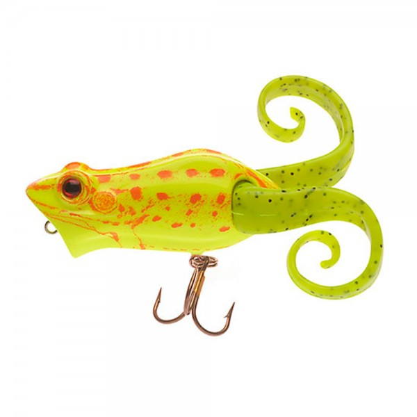 Berkley Frenzy Power Pop Frog