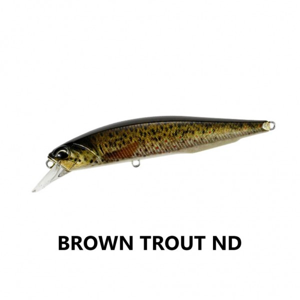 DUO Realis Jerkbait 120SP Pike Limited  Brown Trout ND