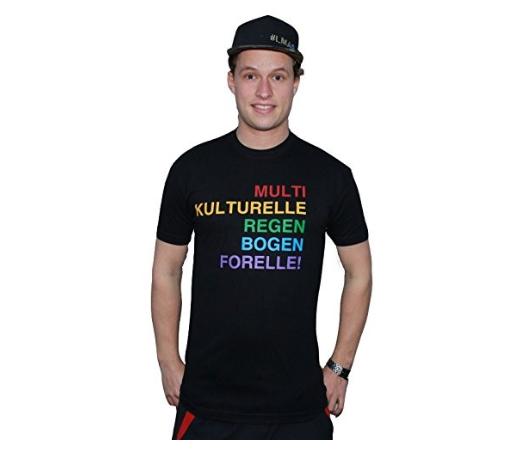 Multikulturelle-Regenbogenforelle