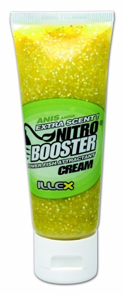 Illex Nitro Booster Lockstoff Creme 75ml