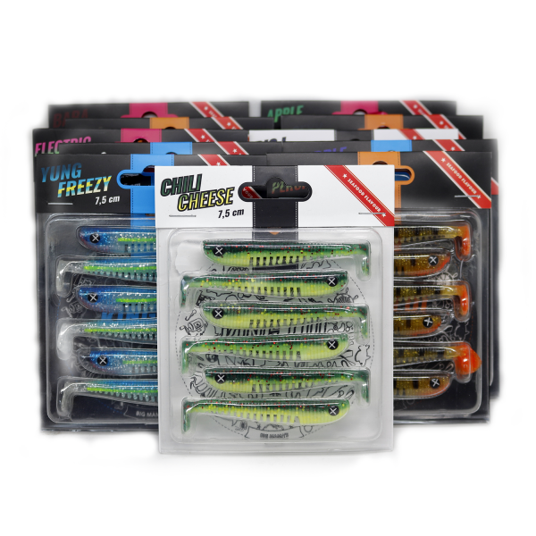 Monkey Lures King Lui 7,5cm | Spar-Bundle