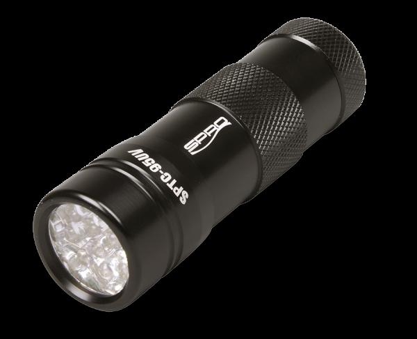 Spro UV LED Taschenlampe Torch Licht UV-Licht klein handlich
