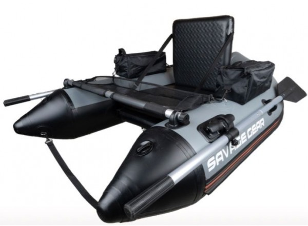 Savage Gear HighRider Belly Boat 170 - The Flagship!