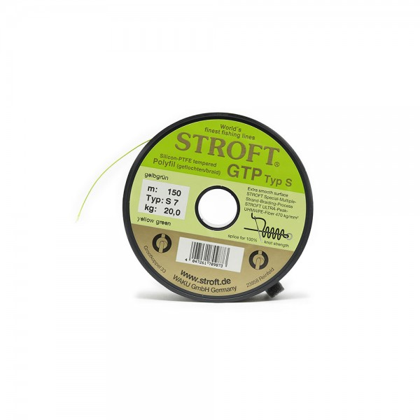 STROFT GTP S gelbgrün