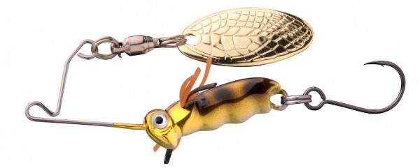 SPRO Larva Micro Spinnerbait 4cm 7g (m. Einzelhaken)