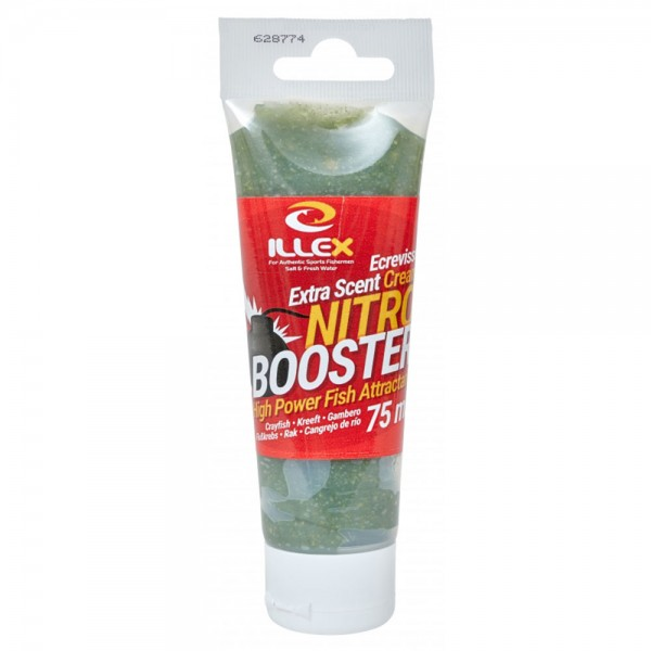 Illex Nitro Booster Lockstoff Creme 75ml
