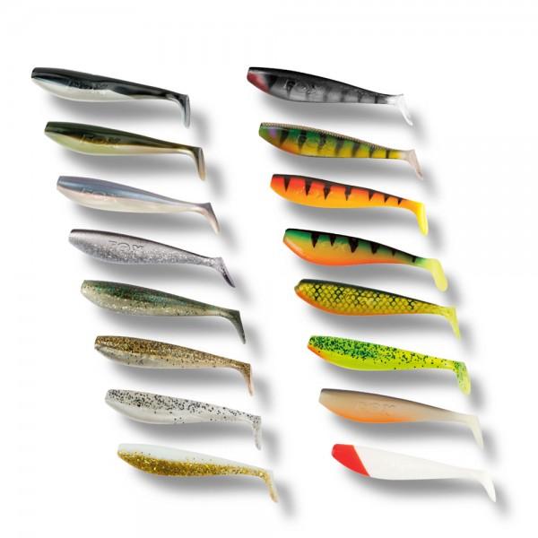 Zander Pro Shad 7-5cm alle Farben Dekore