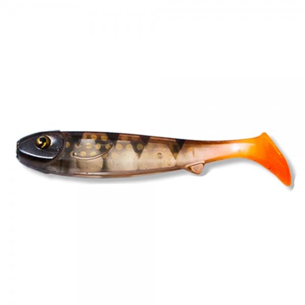 Kanalgratis Flatnose Mini 9cm | Gummifisch