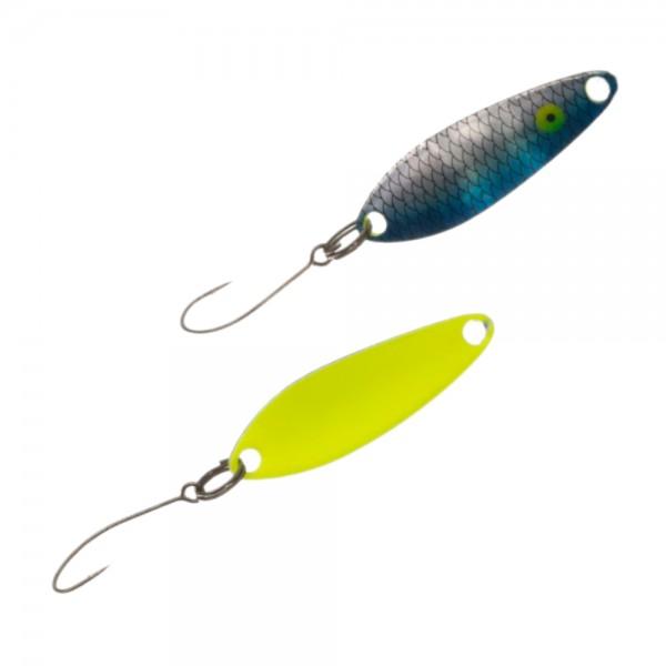 Zielfisch Trout Bait GROSI 2 Spoon 1,8g | Forellenblinker