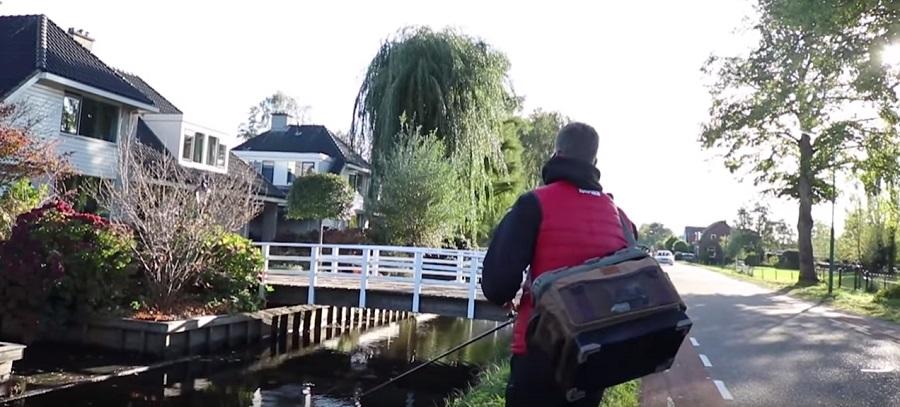 Polderkan-le-Holland-Hecht-Polderhecht-YouTube-Predator-Cup-YPC-2018-18-Dustin-Sch-ne-BATV-Barsch-Alarm-TV-Skirted-Jig-Gummifisch-GuFi